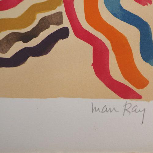 Man Ray Man RAY (Emmanuel Radnitsky, dit)  Hommage à Courbet: L'Origine du monde…