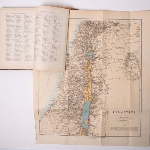 """Grundriss der Theologischen Wissenschaft, 2. Reihe, 4. Band : """"Geographie des Al…"""