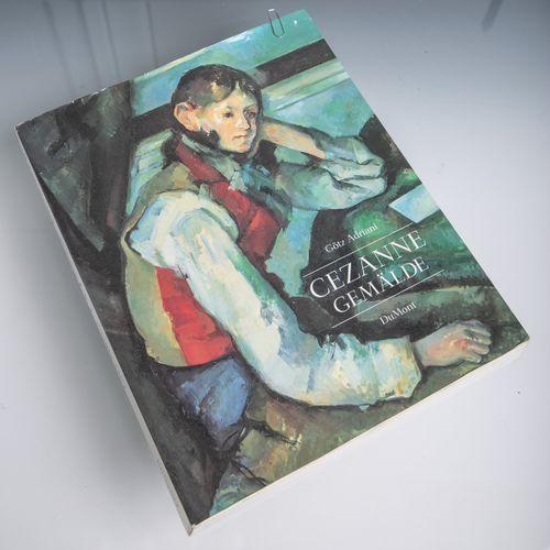 """Adriani, Götz : """"Cezanne Gemälde"""", m. Une contribution à l'histoire de la récept…"""