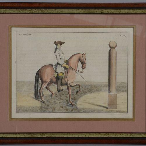 伯纳德 皮卡特(1673 1733  真诚的人  布林雕刻的《现代人描述》由艾森伯格男爵撰写和绘制。  18世纪  23.5 x 31 cm