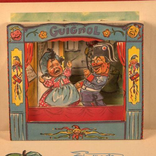 Germaine BOURET (textes de Marcel BOURET) Théâtre de marionnettes, Guignol ; Thé…