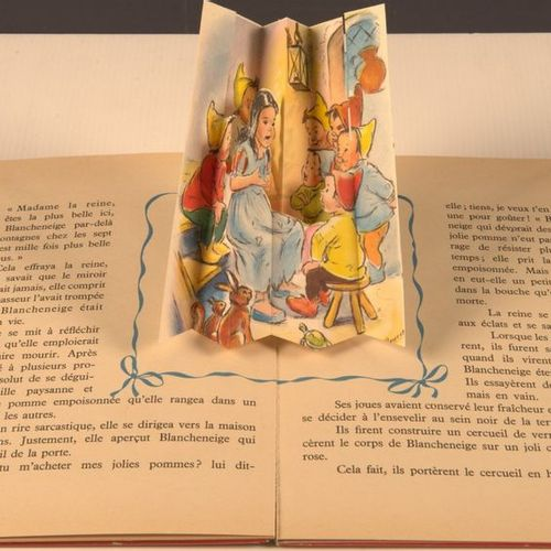 GERMAINE BOURET Puppet Theatre, the Adventures of the Punch; Make Snow White tal…