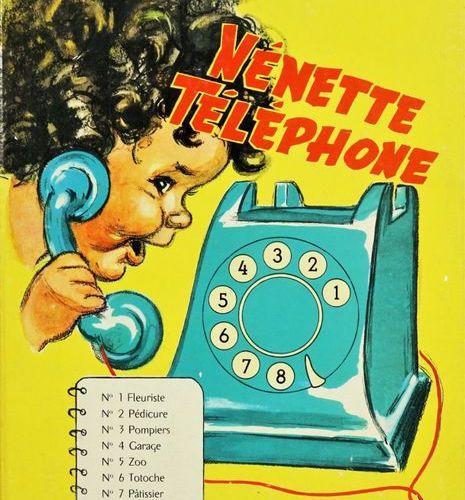 GERMAINE BOURET Blanche neige et les nains, Nénette téléphone, Il était une fois…