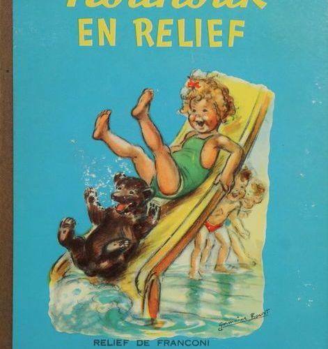 GERMAINE BOURET Nounouk ; Nounouk à la mer. Réunion de deux albums (Ed. Les Flot…