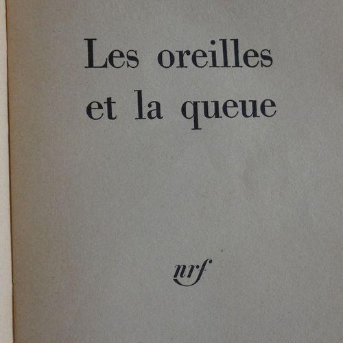 Lot / Livres illustrés par la photographieCAU (Jean). The Ears and Tail. Paris, …