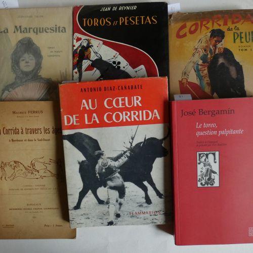 Lot / Livres XXe. TALON (Jean Louis). La Marquesita. Roman de m?murs espagnolesP…