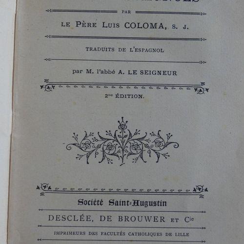 Lot / Livres XIX°. GAUTIER Fils. Between Biarritz and San Sebastian. Toros y esp…