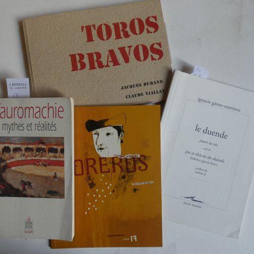"""TAUROMACHIE, MYTHES ET REALITES.. Paris, Éditions du Félin, coll. """"vifs"""", 1995. …"""