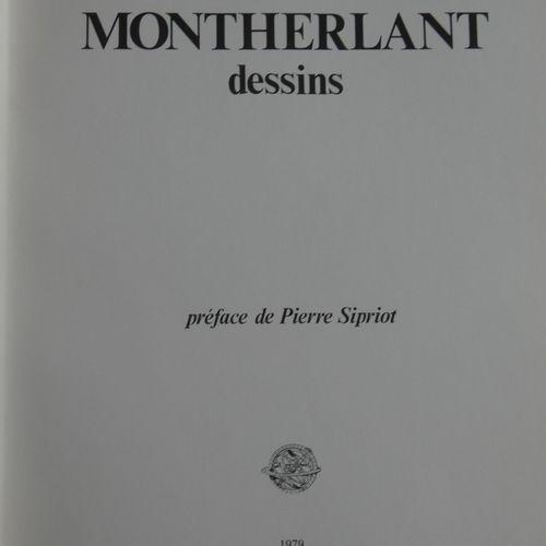 MONTHERLANT (Henry de). The Bestiaries. Paris, Gallimard, 1947. In 12. Publishin…