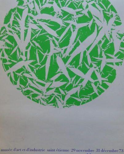 DIVERS (5 Affiches) APPEL HANTAI (1973) JENKINS (1965) LAPICQUE (1970) POLIAKOFF…