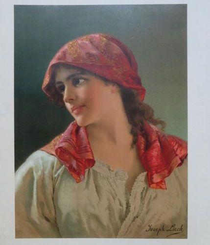 ANONYME (4) OLGA LA SAMARITANA WORK PEACE and THE WAKE Various printers and with…