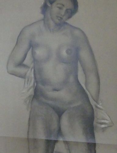 MAILLOL Aristide (1861 1944) DINA VIERNY No mention of printer (but printed by M…