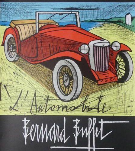 BUFFET Bernard (1928 1999) GALERIE MAURICE GARNIER. BERNARD BUFFET. 1985 Imprime…
