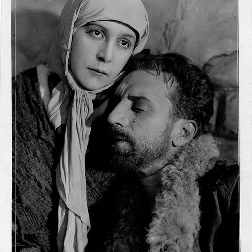 Michel Strogoff Ivan Mosjoukine et Nathalie Kovanko, film de Victor Tourjansky, …