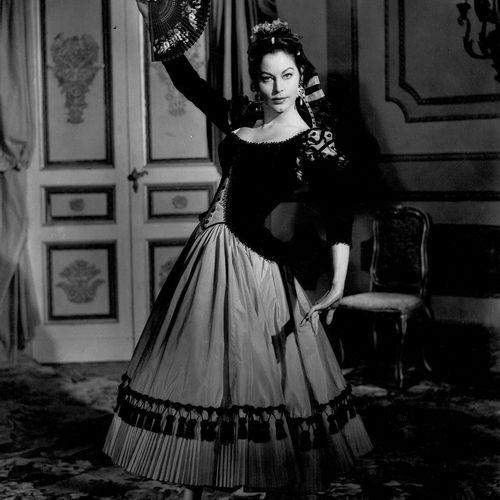 LA MAJA NUE THE NAKED MAJA Ava Gardner, film sur la vie du peintre Francisco de …