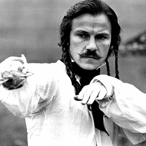 LES DUELLISTES THE DUELLISTS Harvey Keitel, film de Ridley Scott, 1977. Photogra…