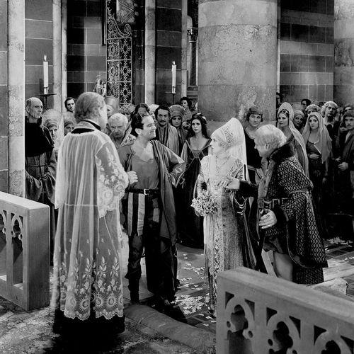 LA MÉGÈRE APPRIVOISÉE THE TAMING OF THE SHREW Mary Pickford et Douglas Fairbanks…