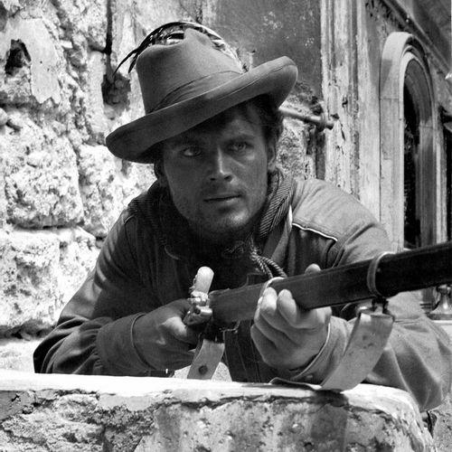 LE GUEPARD IL GATTOPARDO Terence Hill, film de Luchino Visconti, 1963. Photograp…