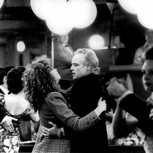 LE DERNIER TANGO A PARIS ULTIMO TANGO A PARIGI Maria Schneider et Marlon Brando,…