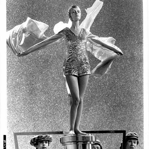 THE BOY FRIEND Twiggy, film musical de Ken Russell, 1971. Photographie de cinéma…