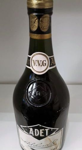 COGNAC ADET SEWARD 1929 1 bouteille Certificat d'origine apposé au dos.