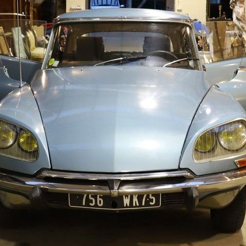 VERY BEAUTIFUL AND ELEGANT CITY CAR FROM 21 IE PALLAS, 1970  Electronic fuel inj…