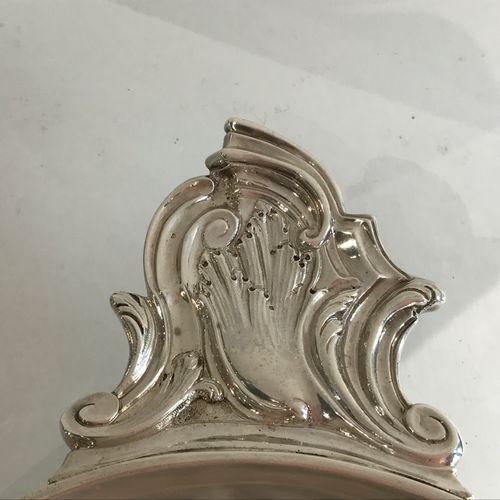 Ecuelle à oreilles en argent. Juridiction de Toulouse, Carcassonne 1775. Maître …