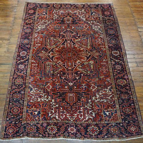 Carpet Heriz. 360x250 cm