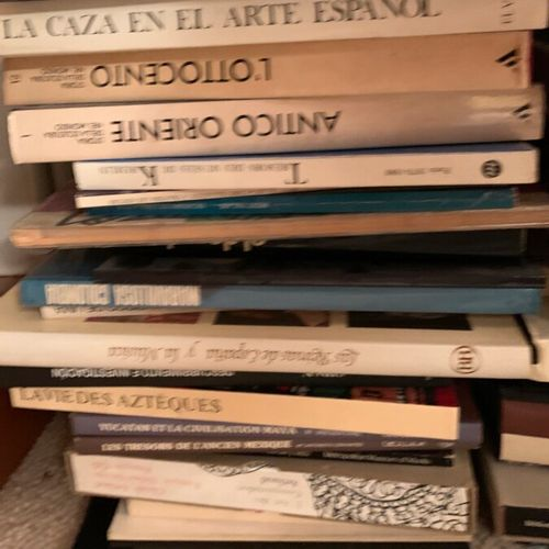 An important collection of art books and documentation on the arts of Mexico, Pr…