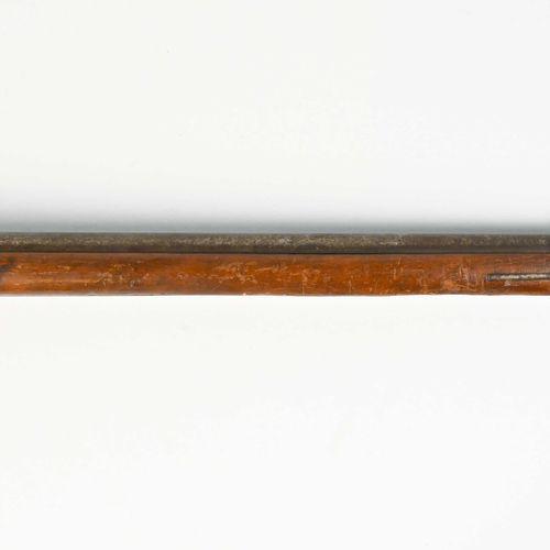 France Fusil Chassepot Gras  Monture bois, crosse avec reste de macaron, toutes …