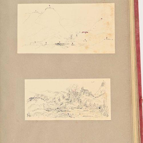 France Carnet de campagne de la conquête du Tonkin et Langson 1885 par L. Bazang…