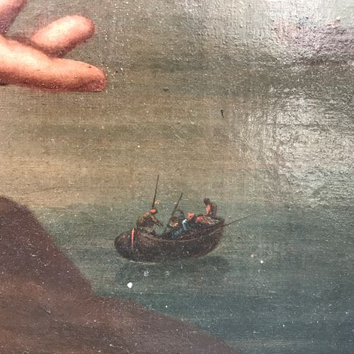 ECOLE FRANÇAISE, vers 1760 Portrait de l'Enseigne de vaisseau Antoine de Bayle d…