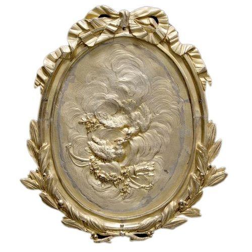 ELEGANT SECRETAIRE D'EPQOUE LOUIS XVI France, d'époque 18ème siècle  En bois laq…