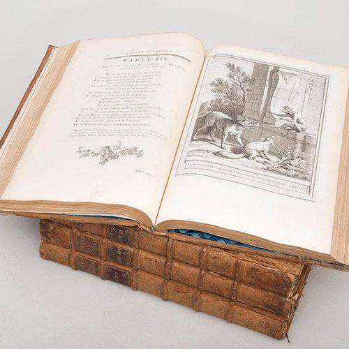 Jean de LA FONTAINE (1621 1695) Fables choises. Mises en vers Primera edición de…