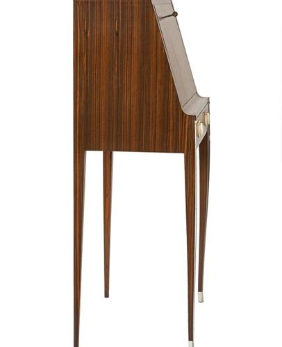 Attributed to Jacques Émile RUHLMANN (1879 1933) Art Deco style middle sloping s…