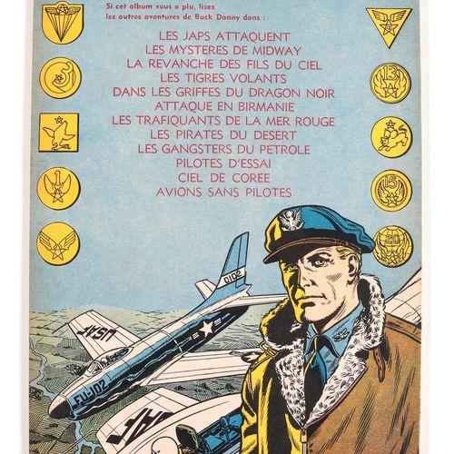 Buck Danny : Tomes 13, 15 (réédition de 1958, dernier titre au catalogue Alerte …