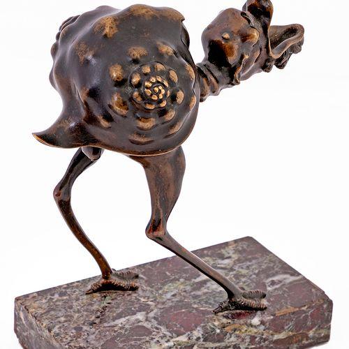 D'après Arent VAN BOLTEN (vers 1573 vers 1633) Petite lampe à huile ou brûle par…