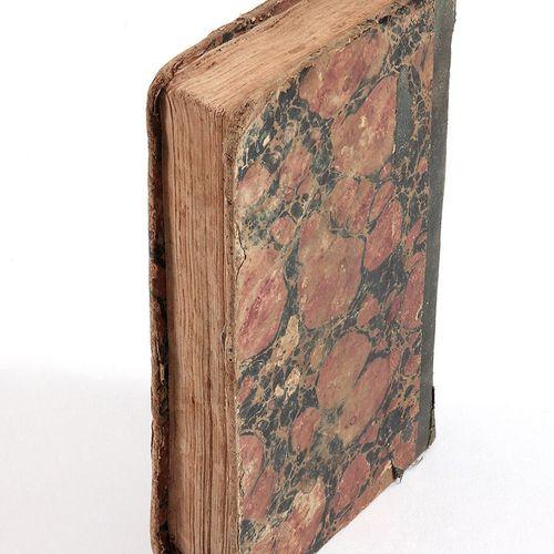 An'am Sharif Livre de prières Iran ou Inde, vers 1800 Manuscrit arabe sur papier…