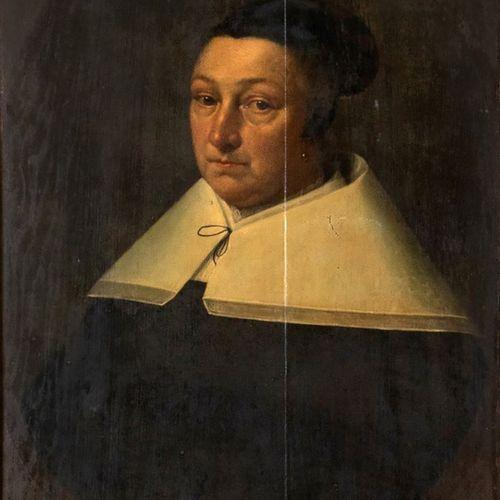 Attribué à Jan de BRAY (Haarlem, vers 1627 Amsterdam, 1697) Portrait d'une femme…