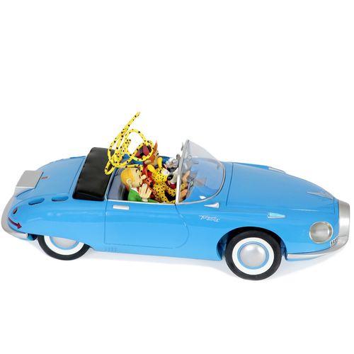 Franquin : FIGURES & VOUS : Spirou, le garage de Franquin, la Turbot Rhino 1 ble…