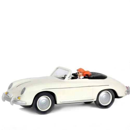 Berthet : AROUTCHEFF : Pin up, Dottie en Porsche Speeder (ARB01), 2003, n°/999, …