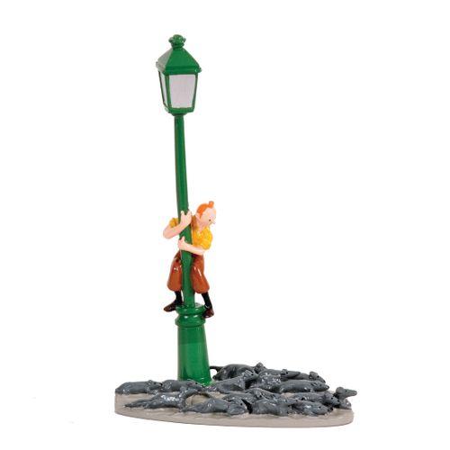 Hergé : PIXI : Tintin, 4535, le réverbère et les rats, L'Etoile mystérieuse, 199…
