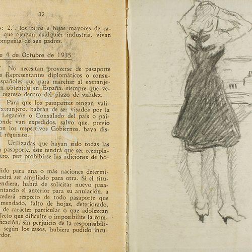 1936 1938 . MANUSCRIT : (COLLECTIONNEUR D'ART ). OPISSO I SALA, RICARDO : PAMPHL…