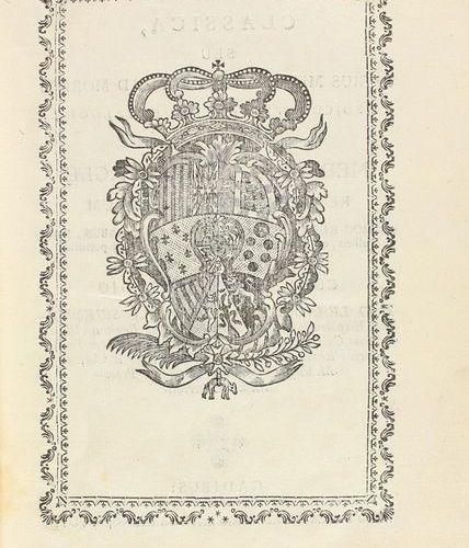 [1759] . BOOK: (PHARMACOPOEIA ). VEGA, LEANDRO DE: PHARMACOPEA DE LA ARMADA, OR …