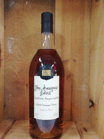 Magnum (150cl) Fine Armagnac Delord. 40% vol.