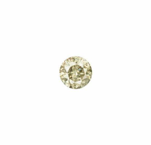 0.24 carat Light salmon/light hazelnut diamond under seal accompanied by its IGR…