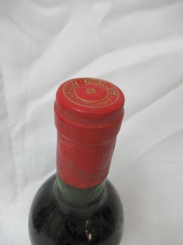 Bottle of Saint Emilion, Château l'Arrosée, 1981 (LB, els and take off)