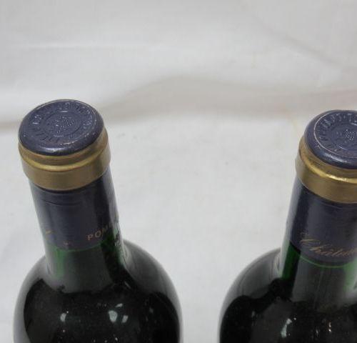 2 bottles of Pomerol, Château Guillot, 1993