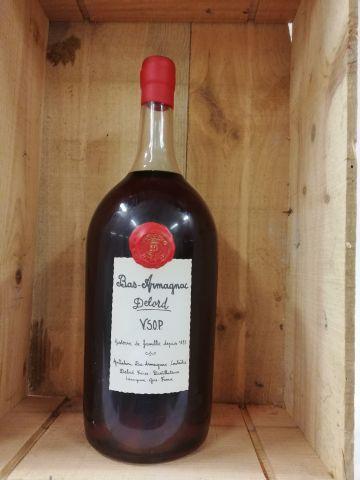 POT 250 cl Bas Armagnac Delord VSOP 40 % vol.