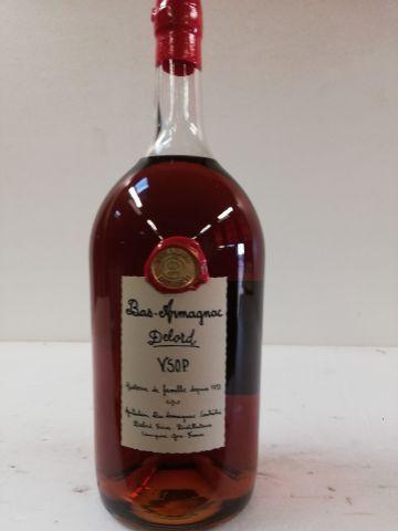 Jar (250 ml) Bas Armagnac Delord. 40% vol.